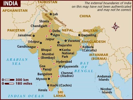 lonely-planet-map-of-india